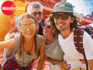 """Mastercard """"Origins"""" ile dünyada turistin nabzını tutuyor"""