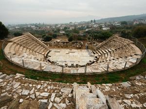 Sabancı Vakfı'nın Desteklediği Metropolis Antik Kenti Kazı Çalışmaları Başladı