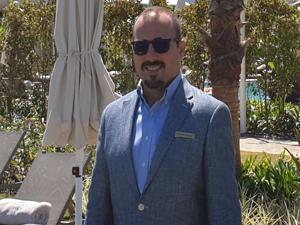 Reges A Luxury Collection Çeşme'nin satış ve pazarlama direktörlüğü pozisyonuna Erdem Başarır atandı