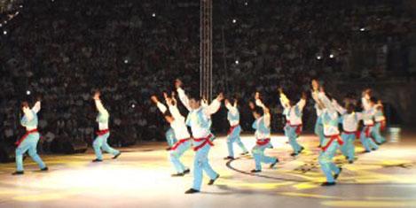 Aspendos'ta türkçe sevdalıları
