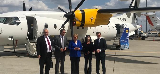 3 önemli isim Dornier 328 uçağını yeniden üretme projesine destek verdiklerini açıkladı