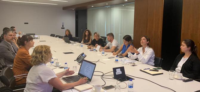 UNDP'nin Eşitlik Mührü Programı,Türkiye pilot uygulaması Limak Yatırım bünyesinde başlatıldı