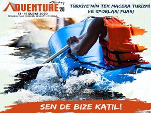 Macera Sporları Dünyası İstanbul'da Buluşmaya Hazırlanıyor!