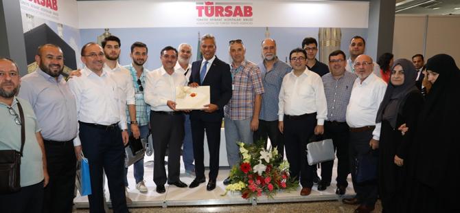 HURSAD üyeleri, TÜRSAB Başkanı Firuz Bağlıkaya'yı destekleyeceklerini açıkladı