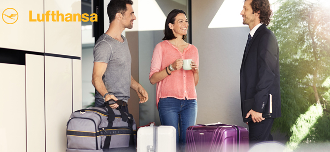 Lufthansa'dan business yolcularına ücretsiz VIP transfer hizmeti