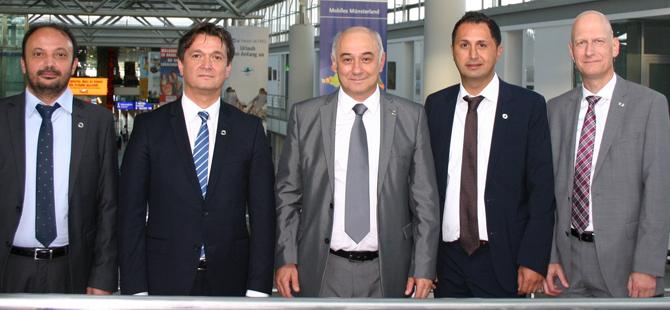 Avrupa Türk Acenteciler Birliği'nin (COOP TRR Int. AG) Yönetim Kurulu belli oldu