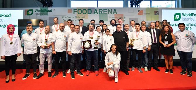 Worldfood İstanbul Gıda Fuarı, 4 gün süresince 45 ülkeden 500 katılımcı ve 20.746 ziyaretçiyi ağırladı