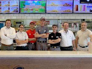 Burger King® Kuzey Makedonya Cumhuriyeti'nde 6. Restoranını Açtı