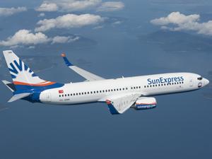 SunExpress, Türk turizmini ve Antalya bölgesini ek uçuşlar ve özel tarifelerle destekliyor
