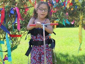 Yüzbini aşkın gönüllü Cerebral Palsy'li çocuklar için harekete geçti!