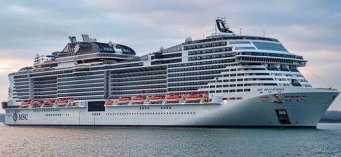 MSC Cruises'un en son denize indirdiği ve ismi en güzel anlamına gelen MSC Bellissima ile sizleri her zamankinden daha fazla göz kamaştırıcı bir yolculuk bekliyor!