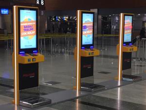 Express Bagaj sistemi; bu özelliğiyle Türkiye'de bir ilk olma niteliği taşıyor
