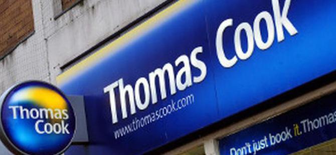Thomas Cook UK  operasyonlarını durdurdu İflasını açıkladı