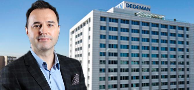 Şehir otelciliğinin ilk temsilcilerinden Dedeman İstanbul 37.yaşını kutluyor