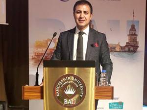 """TÜRSAB Yönetim Kurulu Üyesi Ali Bilir """"Globe 2019""""da Turizmin Makro Sorunlarını Değerlendirdi"""