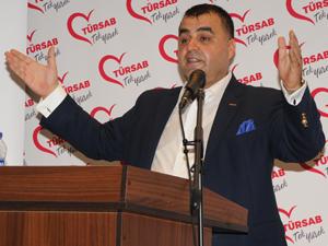 """TÜRSAB Başkan Adayı Davut Günaydın; """"Tek yürek olarak seçime gidiyoruz"""""""