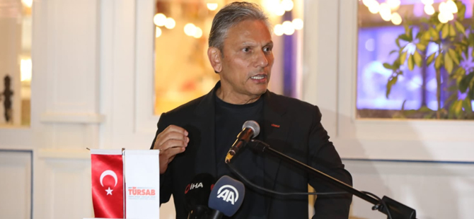TÜRSAB Başkanı Firuz Bağlıkaya, Fethiye'de Thomas Cook'un iflası neticesinde acentaların yaşadığı sıkıntılara değindi