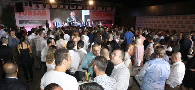 """TÜRSAB Başkanı Firuz Bağlıkaya ile Yönetim kadrosu """"Değişim Devam Ediyor"""" diyerek hız kesmeden çalışıyor"""
