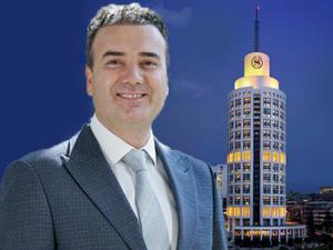 Ali Sarı, Sheraton Ankara ve Lugal, Luxury Collection Hotel'in Genel Müdürü oldu