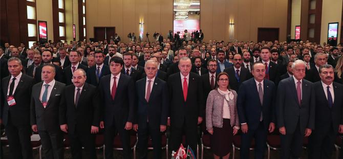 Dünya Türk İş Konseyi Toplantısı bugün Bakü'de gerçekleştirildi