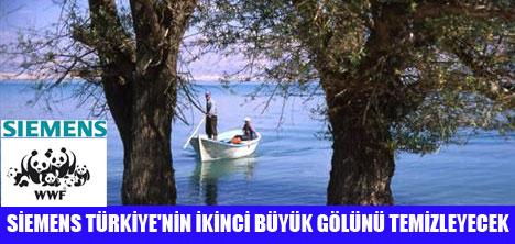 """SİEMENS, """"WWF"""" İLE İŞBİRLİĞİ YAPTI"""