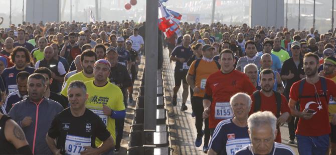 Vodafone 41. İstanbul Maratonu Yardımseverlikte de Rekora Koşacak!