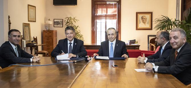 Boğaziçi Üniversitesi ve Galatasaray Spor Kulübü Teknopark kuruyor