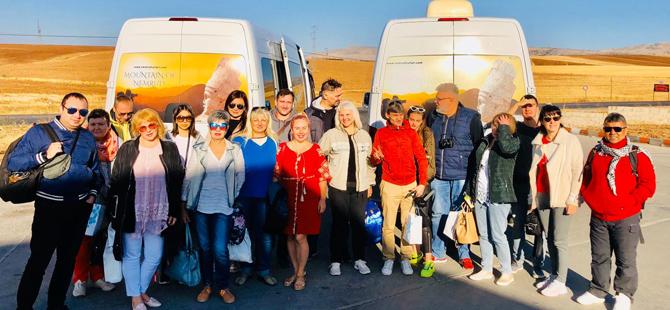 Bu yıl rekor beklenen Ukrayna turizm pazarından gelen talep ülke geneline yayılıyor