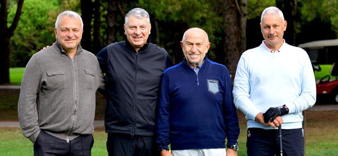 """""""Limak Kemer Golf Cup"""" heyecanı, Kemer Country Club'da golf severleri bir araya getirdi"""