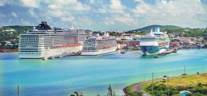 Antigua ve Barbuda'da St. John's Kruvaziyer Limanı portföye katıldı