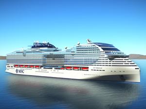 """MSC Cruises """"Yılın En Yeşilci Çevre Dostu Armatörü"""" Seçildi"""