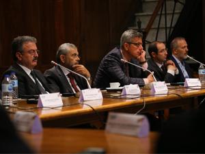 12. TÜSAP Sağlık Teknolojileri Vizyon Toplantısı, Boğaziçi Üniversitesi'nde gerçekleşti