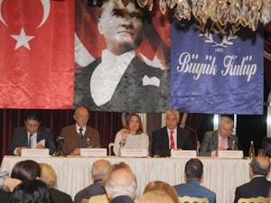 Ortak akıl toplantısında, turizm sektörünün sorunları ve çözüm önerilerine yönelik bilgiler paylaşıldı