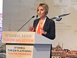 TÜROB Başkanı Müberra Eresin, Biz Otellerimizle Dünya Standartlarının Üzerinde Hizmetler Sunuyoruz