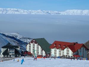 Dedeman Turizm Grubu, Erzurum Palandöken'deki iki oteliyle 27. kış sezonunun açılışını yaptı