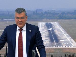 """""""Adana Havalimanı kapatılamaz, kent ekonomisine darbe vurulamaz"""""""