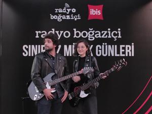 İbis otelleri Türkiye'de de Radyo Boğaziçi Sınırsız Müzik Günleri'nin sponsoru oldu