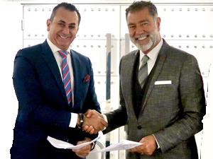 Sianji Hotels, Mısırlı Boulevard Tourism Development Company ile Wellness otel sözleşmesi imzaladı