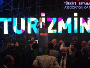 TÜRSAB Başkanı Firuz Bağlıkaya, 24. Genel Kurul Konuşmasını yaptı