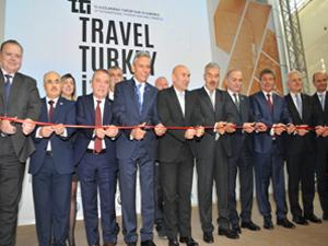 Dünyanın turizm buluşması Travel Turkey İzmir Fuarı başladı