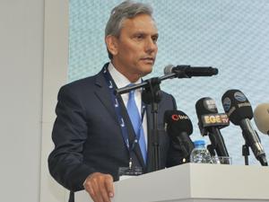 TÜRSAB Başkanı Firuz Bağlıkaya, Bu yıl sonunda 45 milyon yabancı ziyaretçi sayısına ulaşmış olacağız