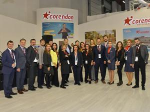 Corendon Airlines, 5-7 Aralık günleri arasında fuarizmir'de düzenlenen 13. Uluslararası Travel Turkey İzmir Fuarı'na katıldı