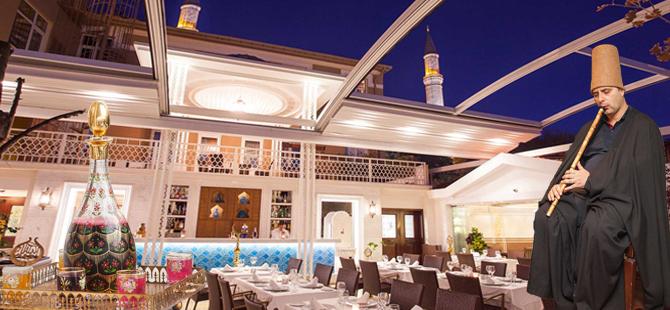 Matbah Restaurant, Mevlevi Somadı Etkinliği'düzenliyor