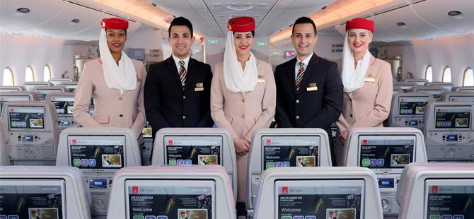 Emirates 15 Haziran'dan itibaren uçuyor