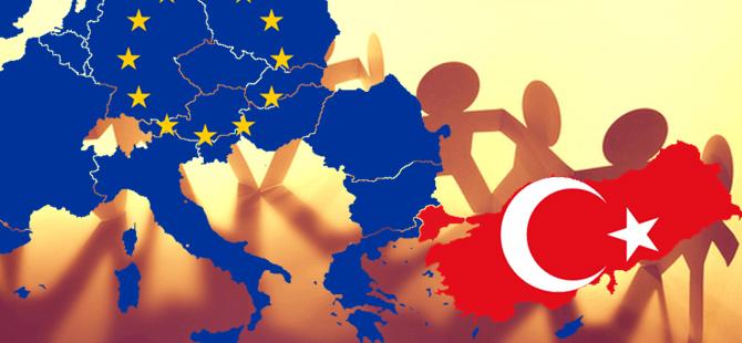 Türkiye, bugün 190 milletten yaklaşık 5 milyon yabancıyı ağırlıyor