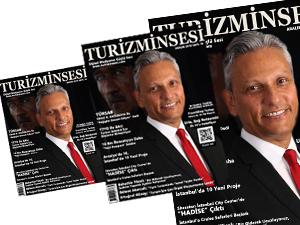 Turizminsesi Dijital Dergi Aralık Sayısı Yayında
