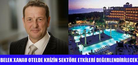 TURİZM DEVİ THOMAS COOK  BELEK'TE