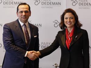 Dedeman Turizm Grubu, Türkiye'nin cennet köşelerinden biri olan Kastamonu'da, Park Dedeman Kastamonu Oteli için ilk imzayı attı