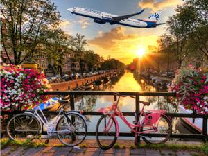 SunExpress Ankara-Avrupa uçuşlarına Amsterdam ve Köln'ü ekledi