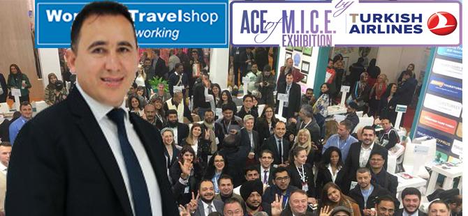 Ace of M.I.C.E Fuarı'nın Hosted Buyer etkinliğini Travel Shop gerçekleştiriyor